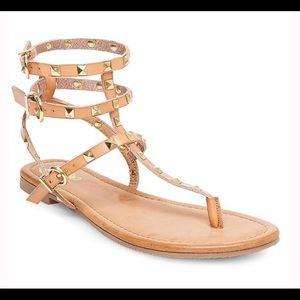 Studded Gladiator Sandal size 7 1/2